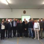 Pietro Praderi Presidente Lega Consumatori dialoga con Armando Pintus sulla formazione dei Conciliatori