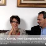 """Intervista a Manuela Di Centa su """"Cosa Può Insegnare lo Sport e l'Attività Competitiva a Chi Lavora in Azienda"""""""