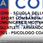 CONI Milano: corso su come Comunicare e motivare gli atleti