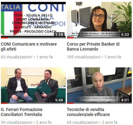 CSRformazione youtube