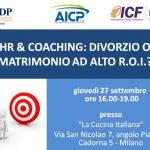 HR & Coaching Aziendale: divorzio o matrimonio ad alto R.O.I.?